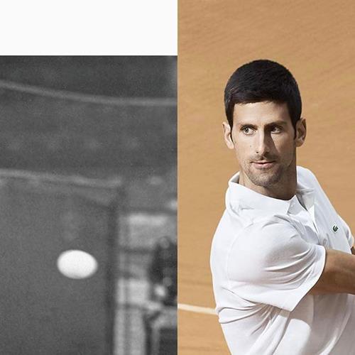 Novak Djokovic is the New Croc