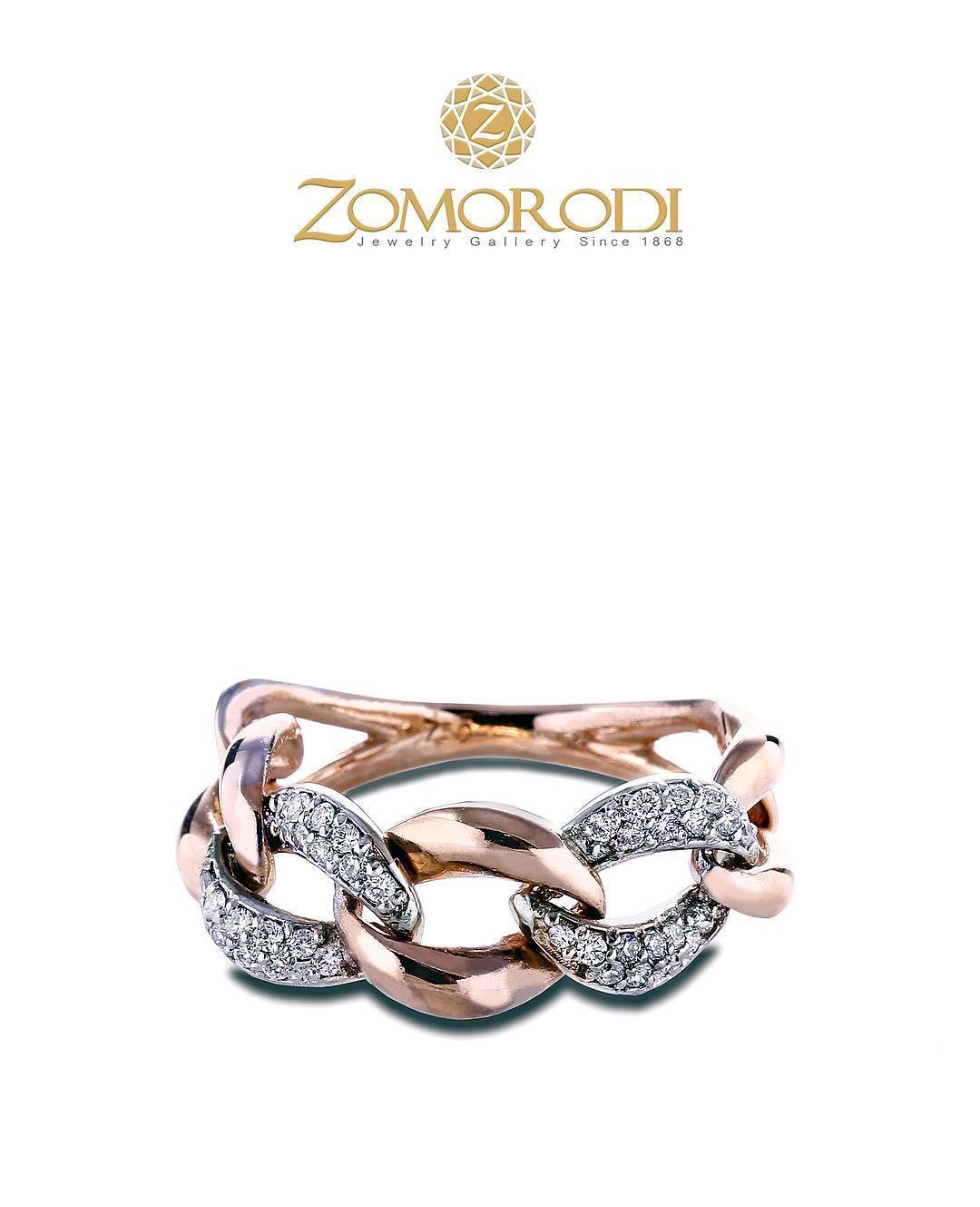 #rosegold #diamond #ring #cart
