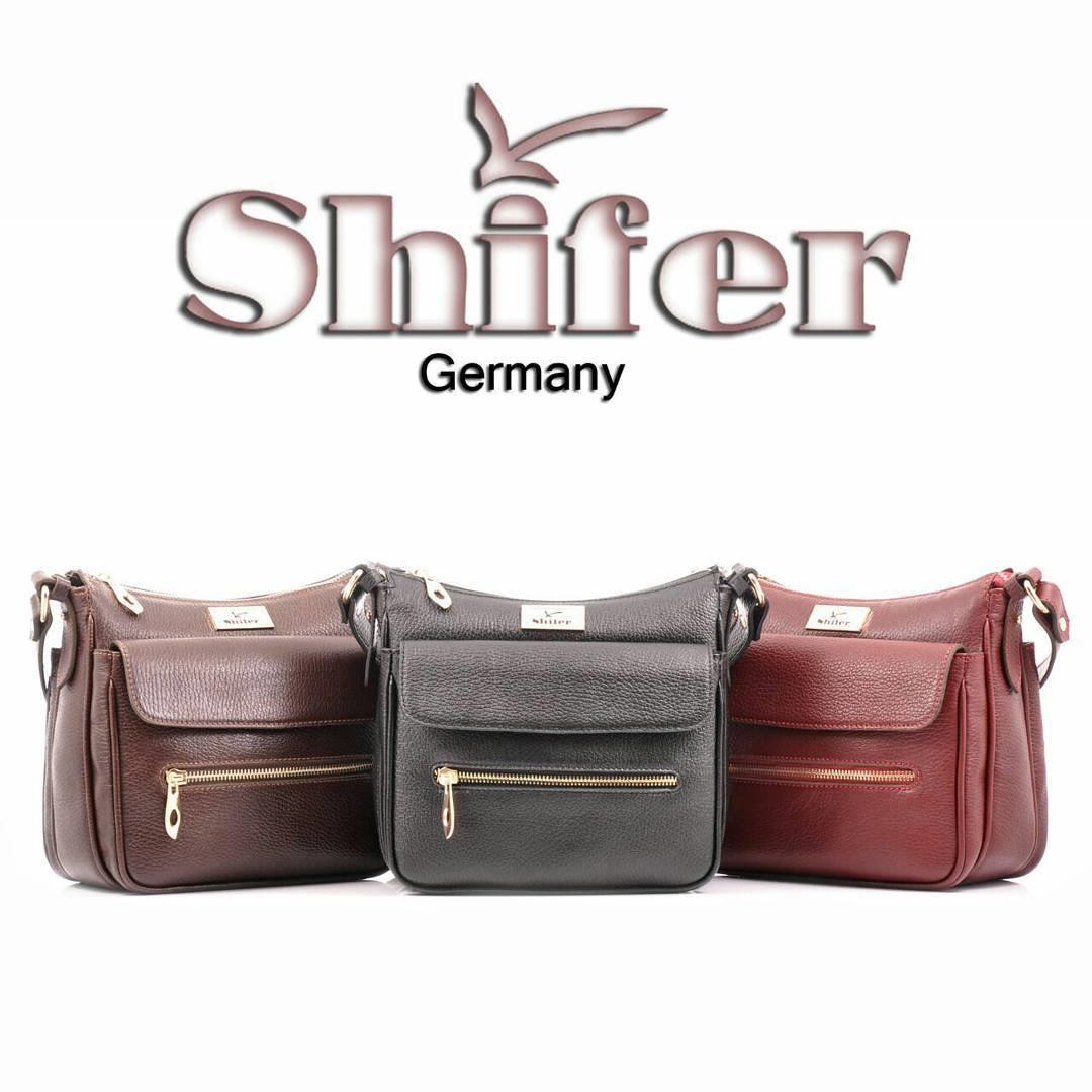 کیف چرم طبیعی شیفر .مدل:9824B