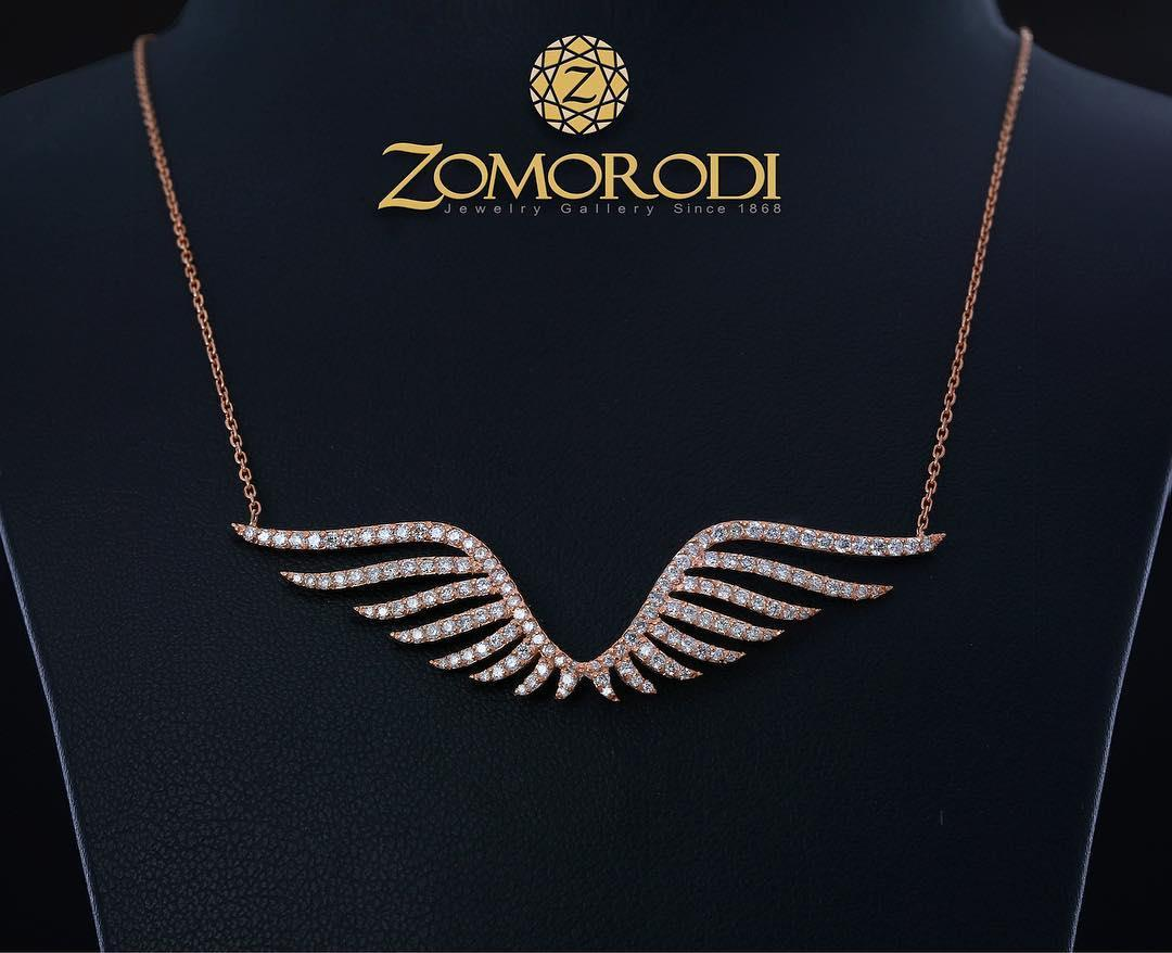 the #wings collection by ZOMOR