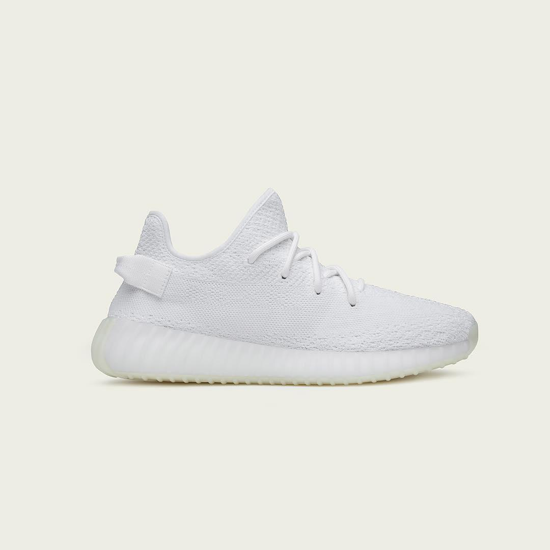 #YEEZYBOOST 350 V2 CREAM WHITE