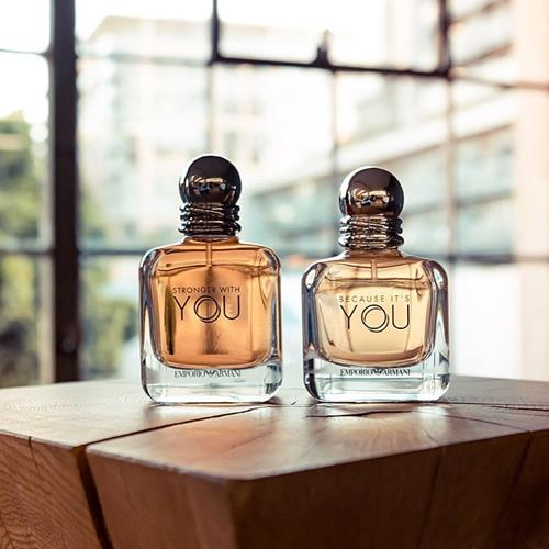 Two new fragrances by #Emporio