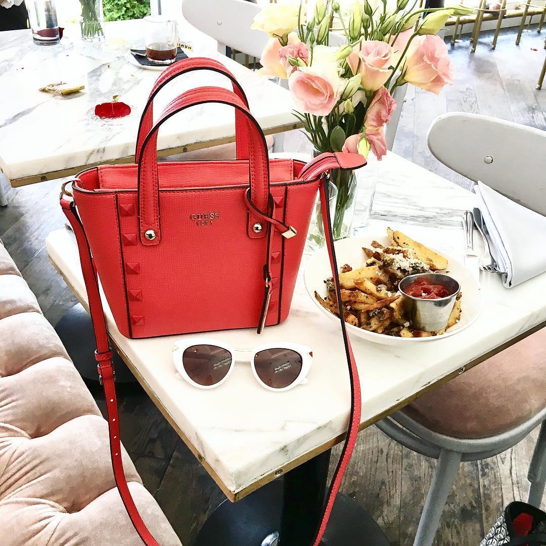 We took our fav new handbag co