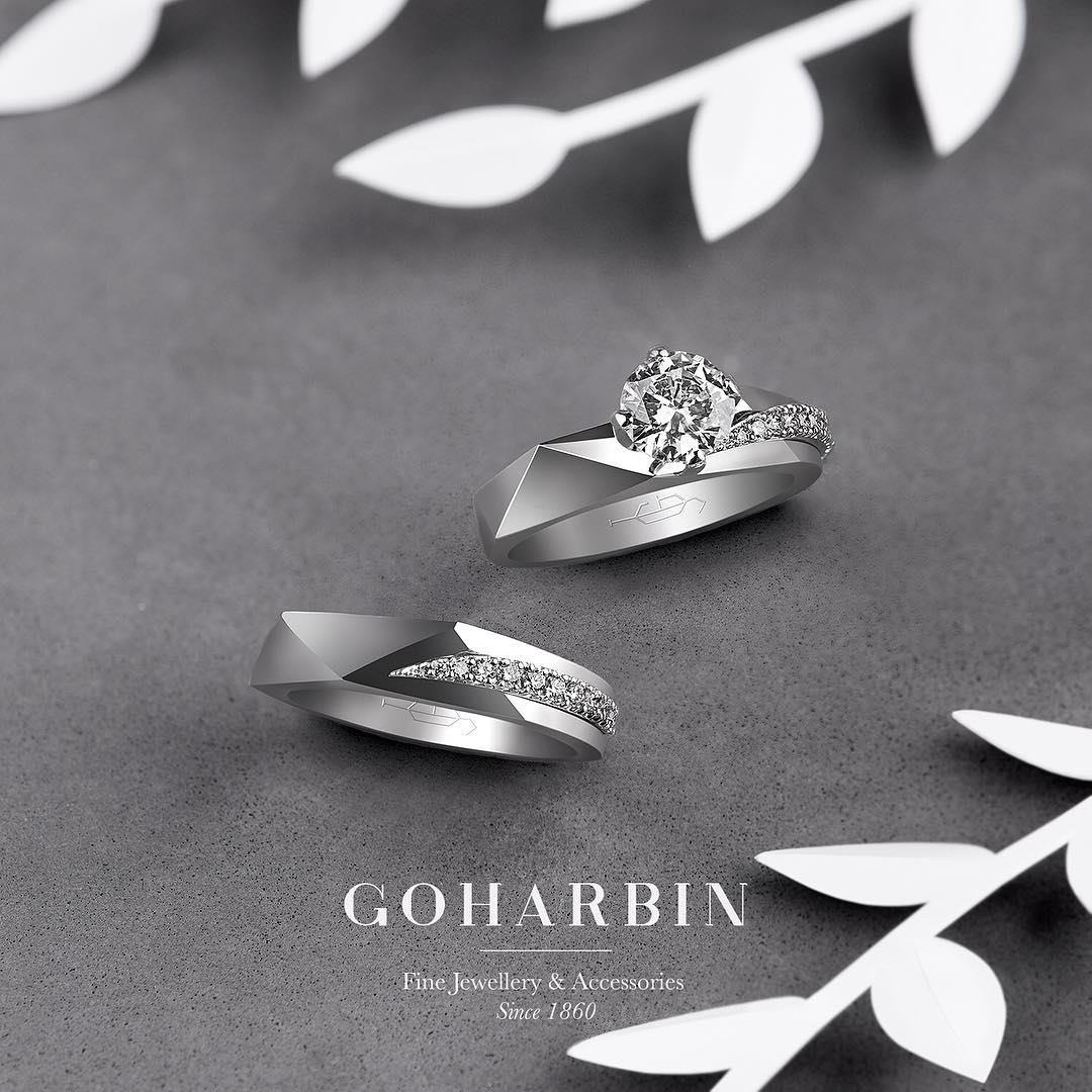 The wedding band embodies sign