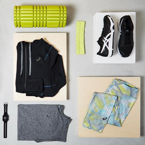 Overcome any workout—from inte