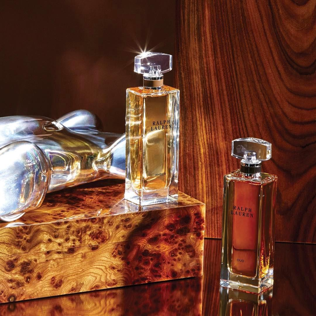 Amber and Oud from Ralph Laure