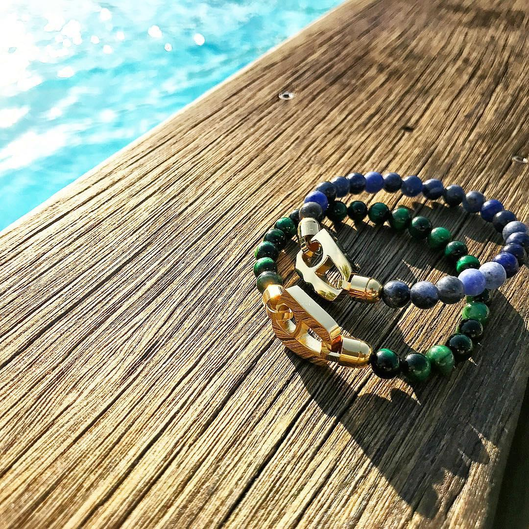 Enjoy the Summer with NIMANY Bead Bracelets