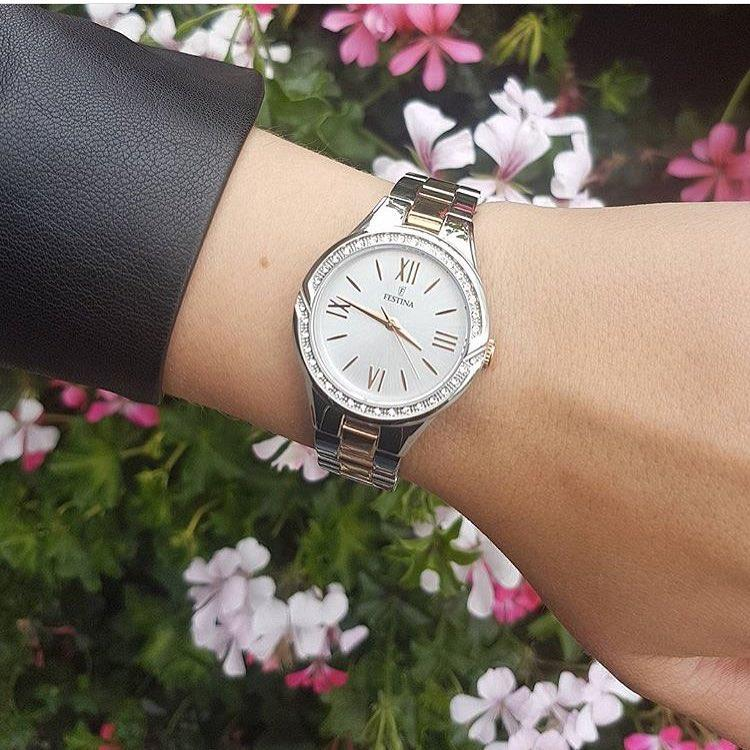 🌼 Thanks @rhshakur for sharing your new #Festina watch!! 🌺 ...