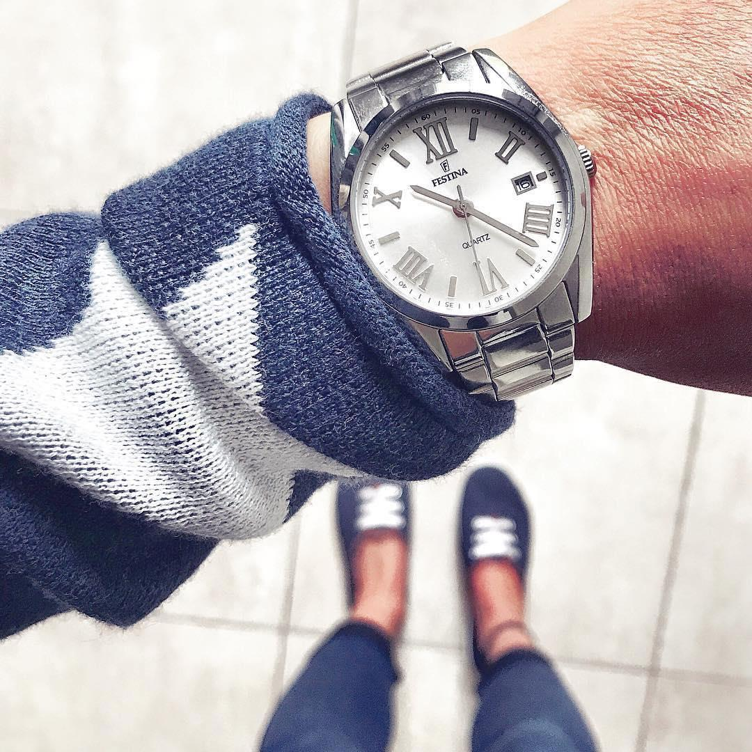 This watch from our Boyfriend Collection is a must-have than ...