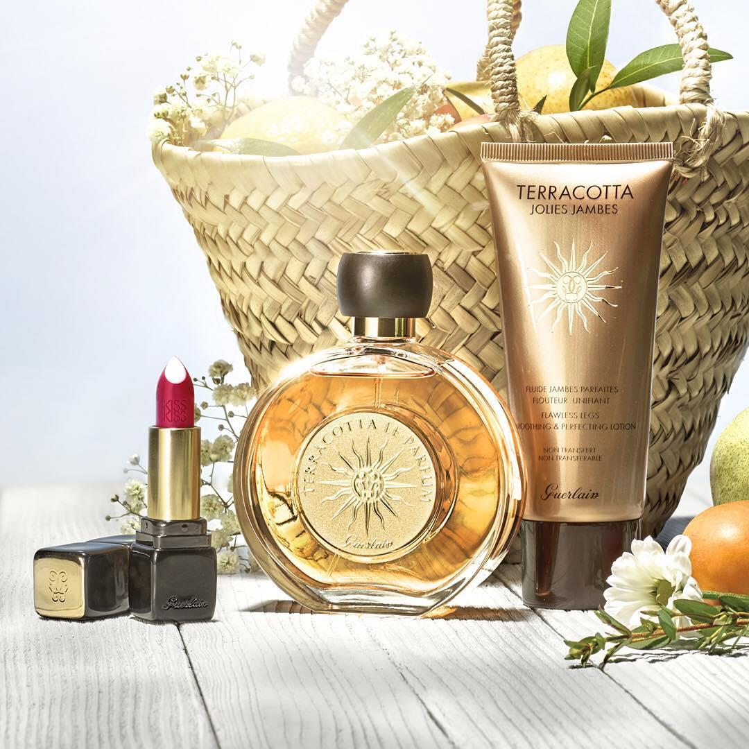 Sea, Sun & #Guerlain ☀ It is #SummerVibes all the way with T ...