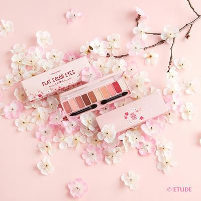 Play Color Eyes Cherry Blossom