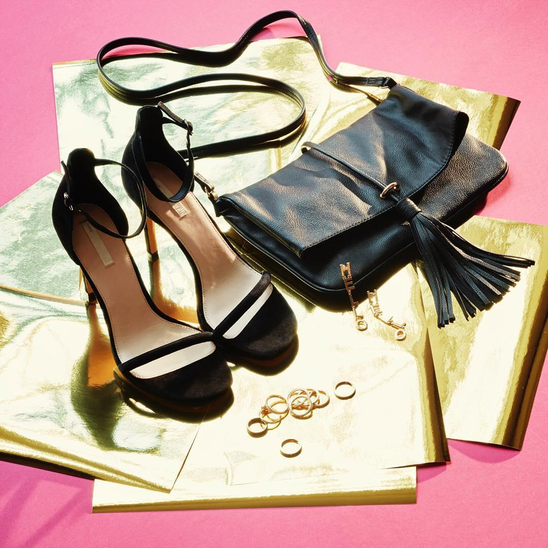 Opt for party perfection with oh-so-lovely accessories! 💃 # ...