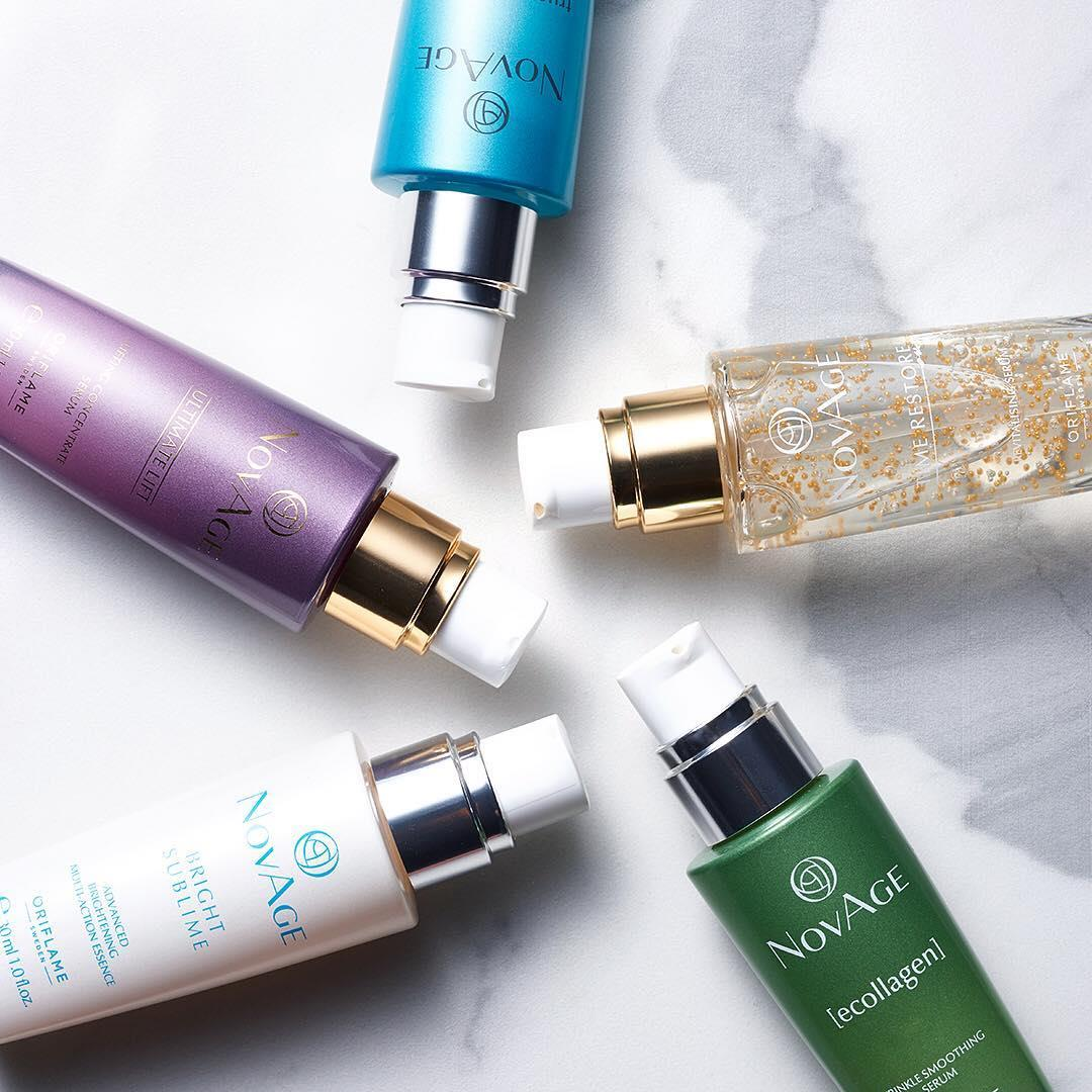 Which NovAge serum do you use?