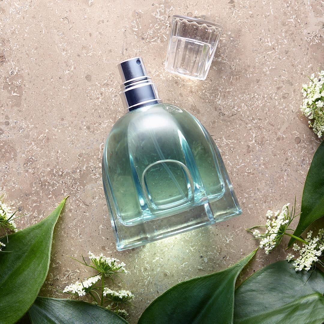 Introducing My Little Garden - a modern fragrance with the fresh scent of basil flower. It's your tranquil escape from the city 🌱 🌱 🌱 