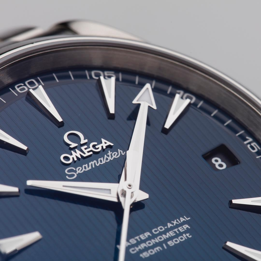 #SeamasterAquaTerra