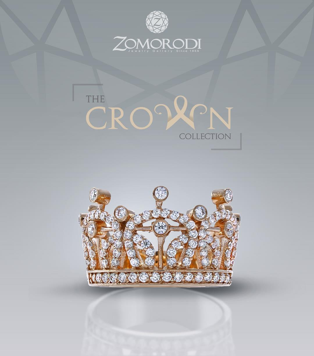 The #crown 👑 collection by #z