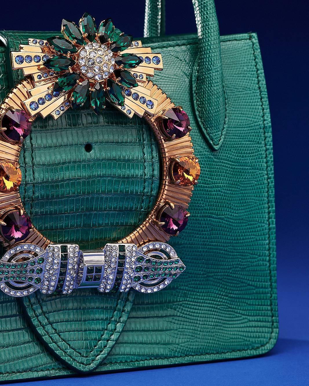 برندکده | Up close with the Miu Miu Treasure Collection 💎 ( ...