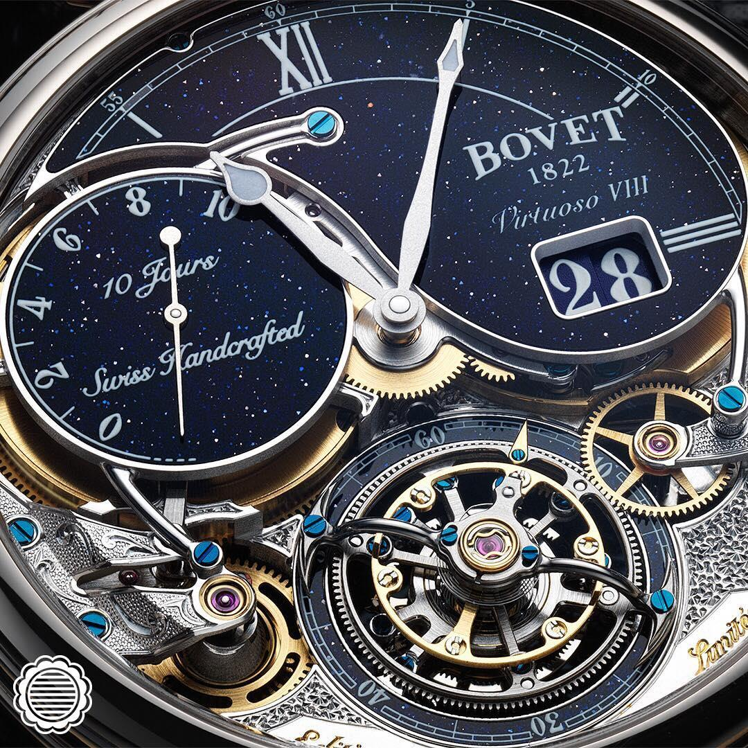 Virtuoso VIII – mastering symmetry