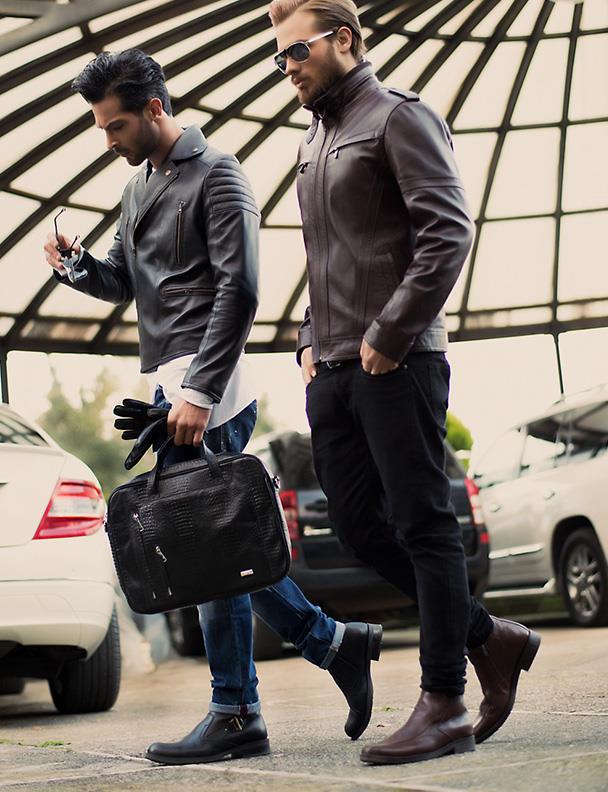 کیف های مردانه چرم مشهد