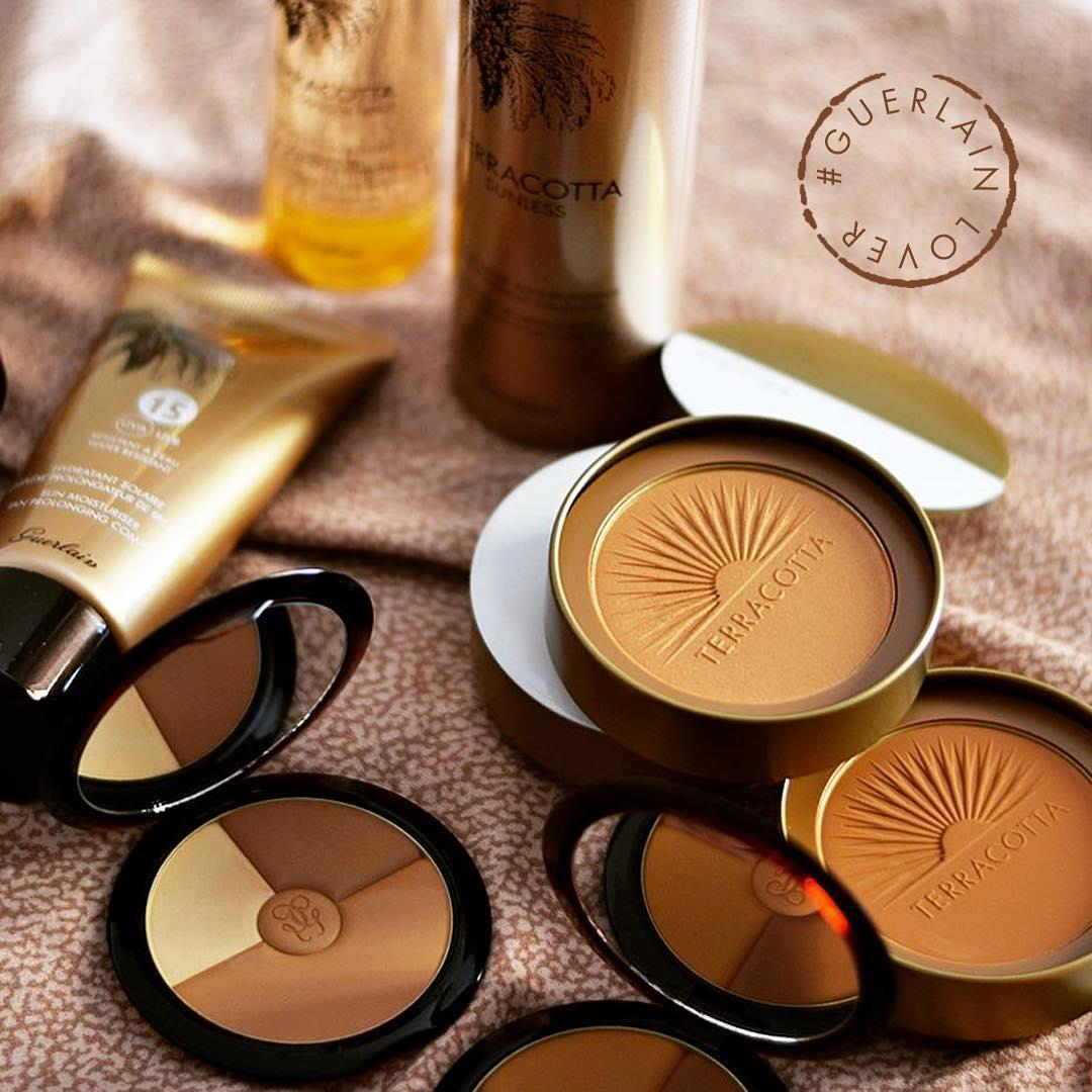 #Summer is coming ☀️ #Guerlain has got you covered from head ...