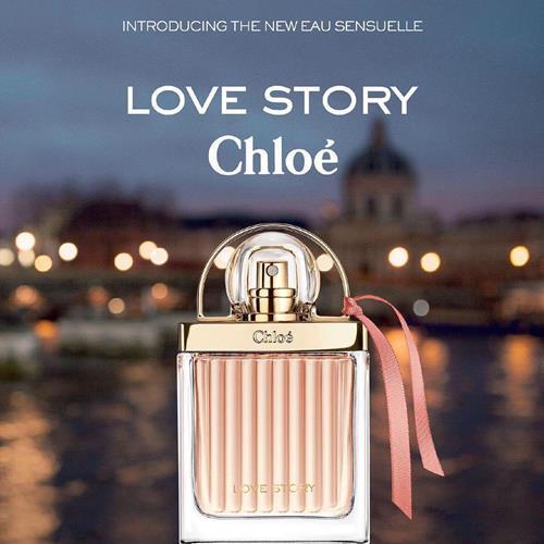 CHLOÉ Love Story Eau Sensuell