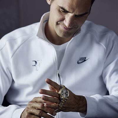 "Time Gentlemen""rogerfederer
