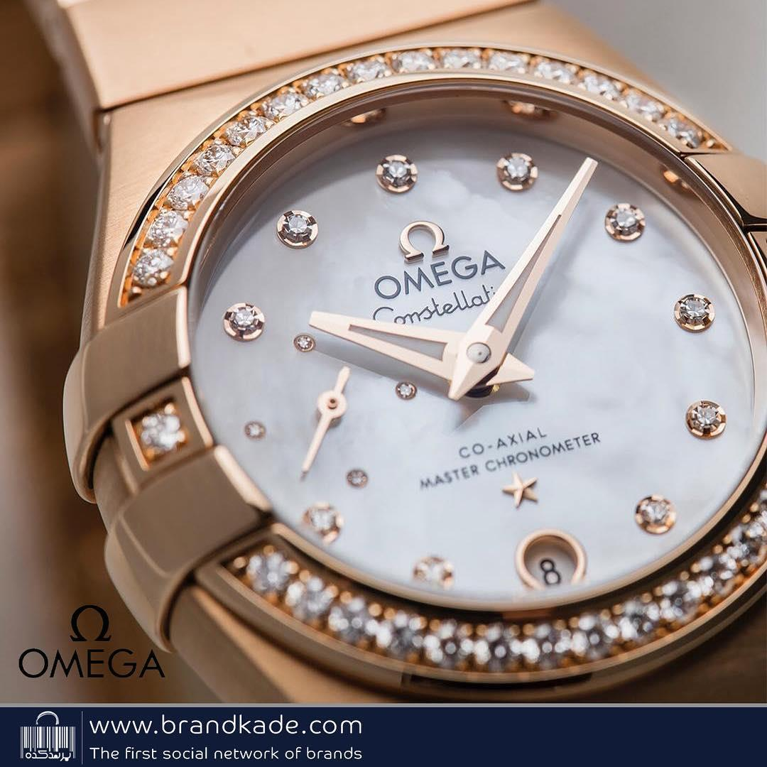 #برندكده #برند #امگا #لاكچري #ساعت