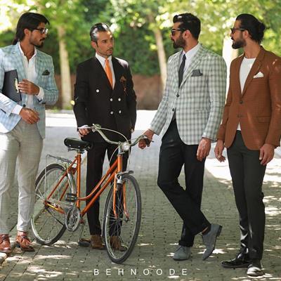 لباس مردانه بهنود  @Behnoode