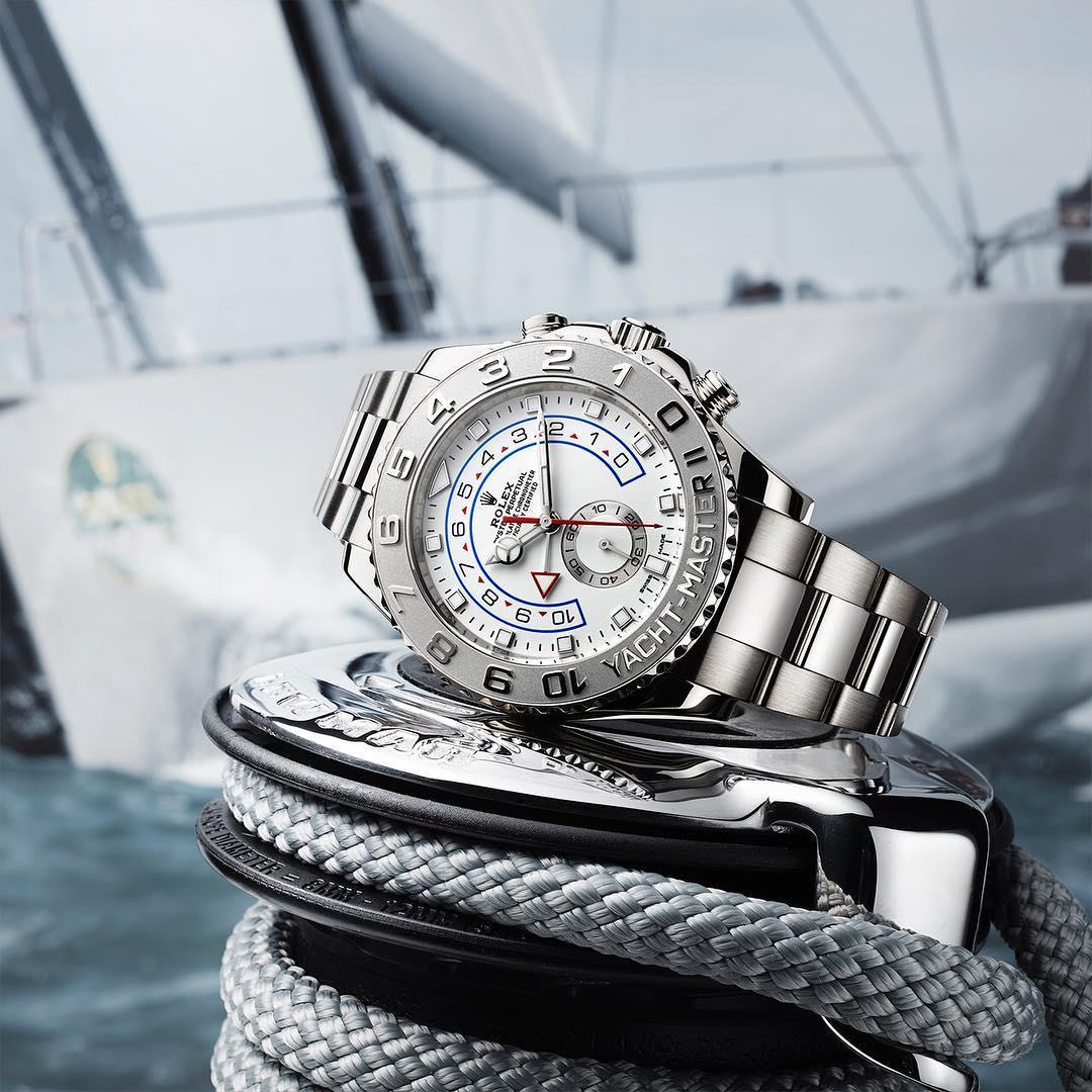 #Rolex #YachtMasterII #101031