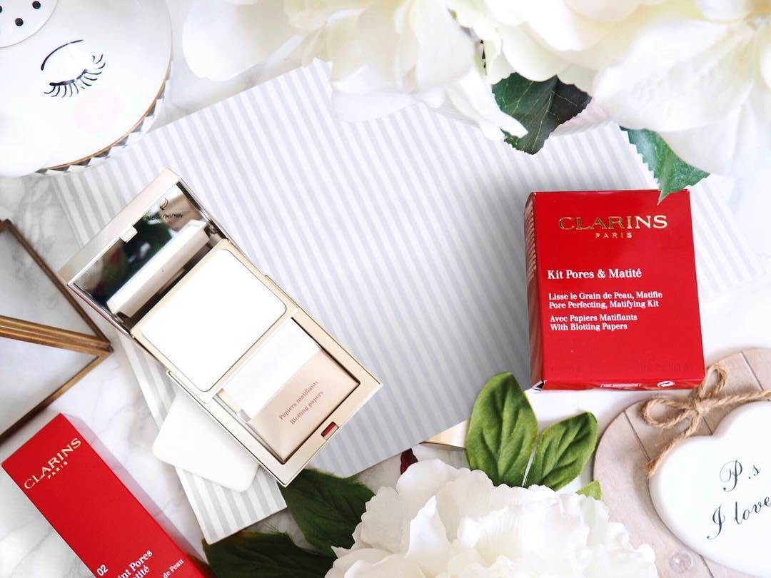 Clarins Pore Perfecting Matifying Kit