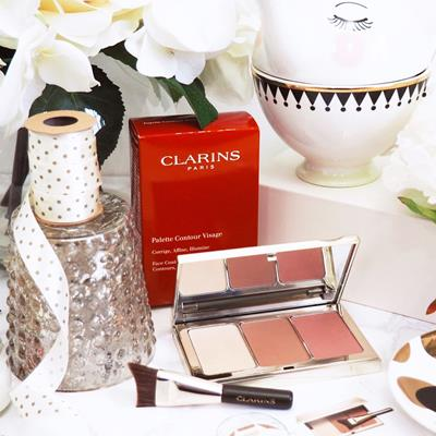 Clarins Face Contouring Palett