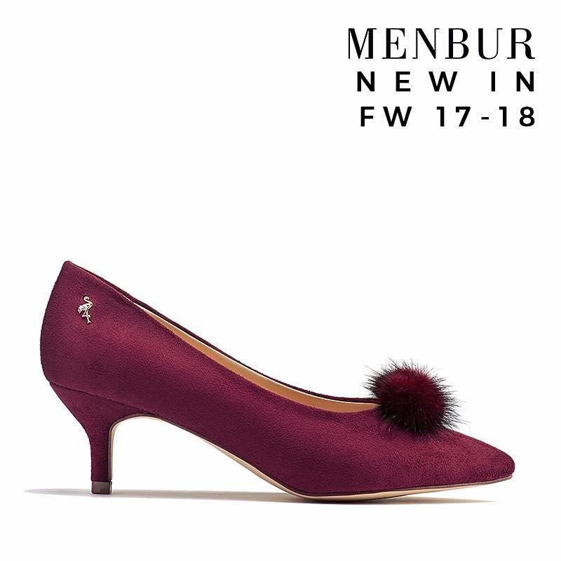 #menbur #salones #pumps #pompo