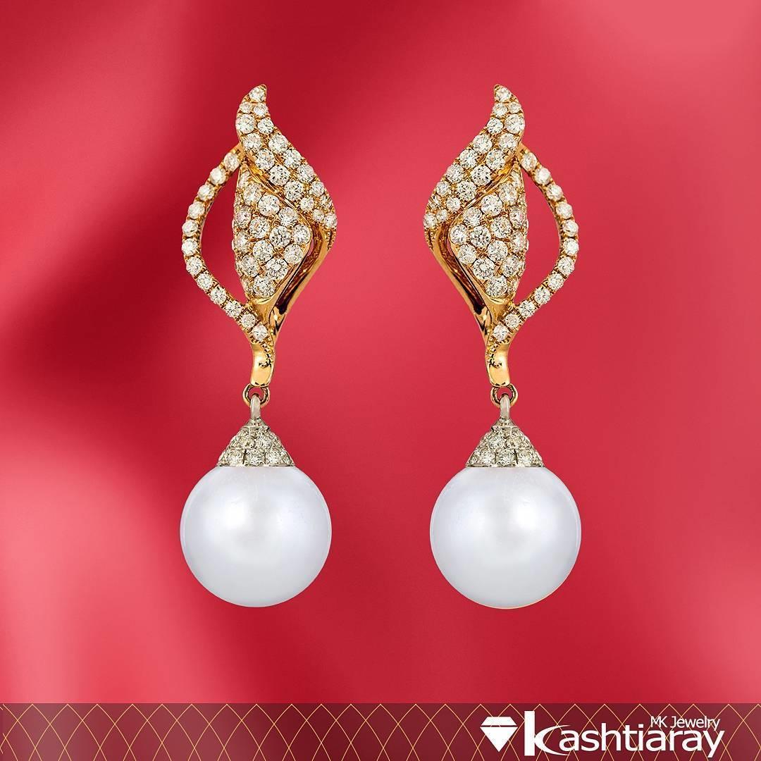 Code: 96130644 Earring Pearl