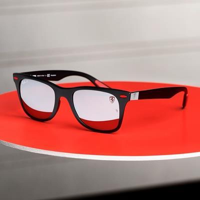 عینک ری بن به سفارش فراری #عی