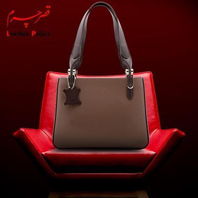 کیف زنانه  رنگ : خاکی - قهوه