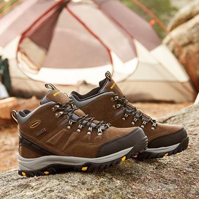 #کفش_کوهنوردی  #Skechers #wat