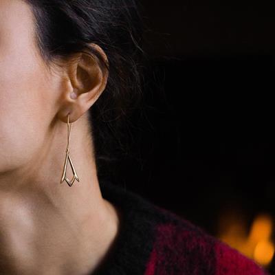 🎄 New earrings for her🎁✨ ⚖️