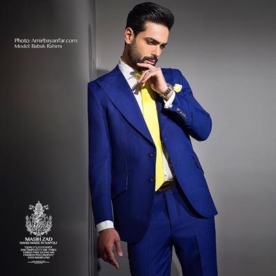 Iranian Top Model @babak_rahim