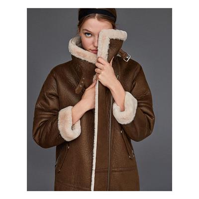 کت زنانه زارا Keep warm with