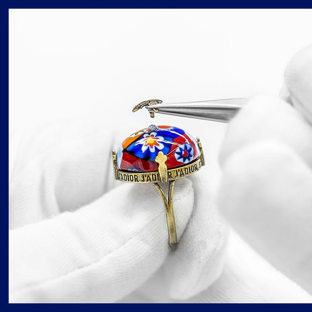 جواهرات دیور This multicolore