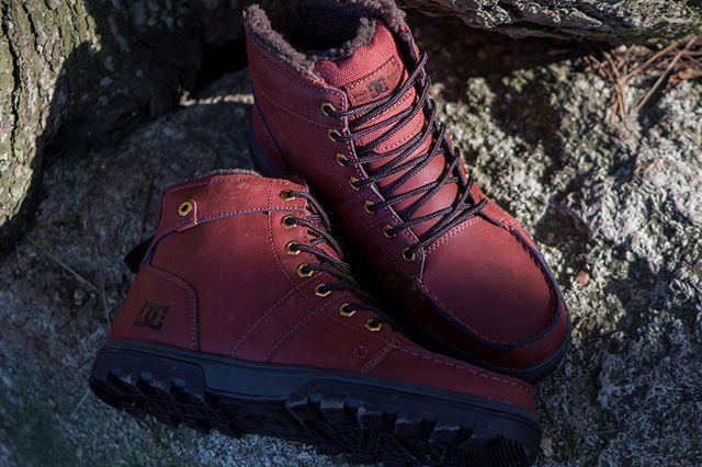 چکمه های زمستانه DC shoes Th