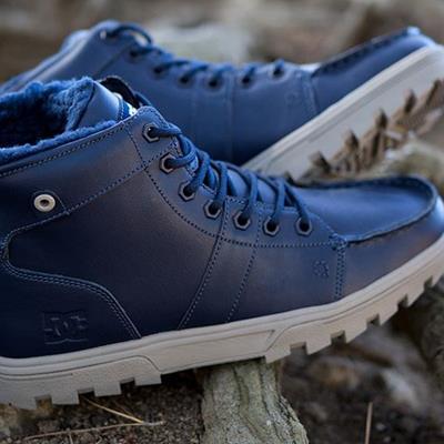 چکمه های زمستانه DC shoes The