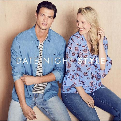 پوشاک زنانه و مردانه جینز وست