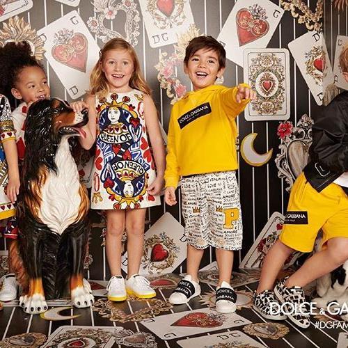 لباس بچگانه دلچه گابانا(D&G)