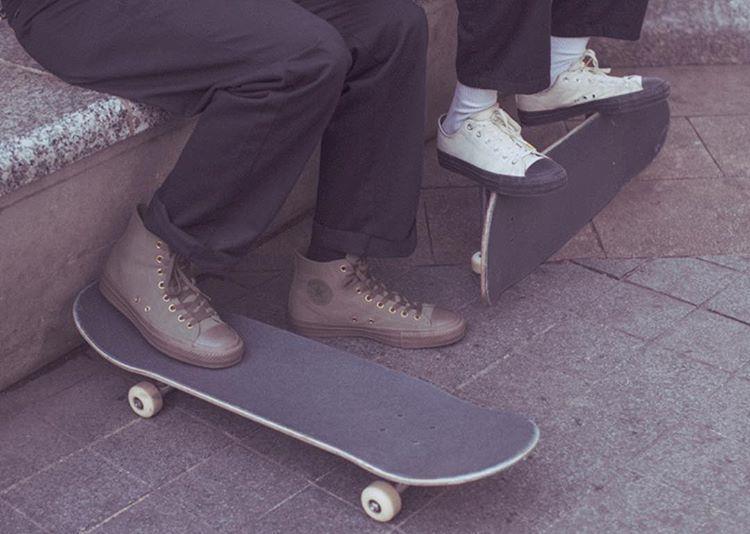 کفش کانورس The @Converse_Cons