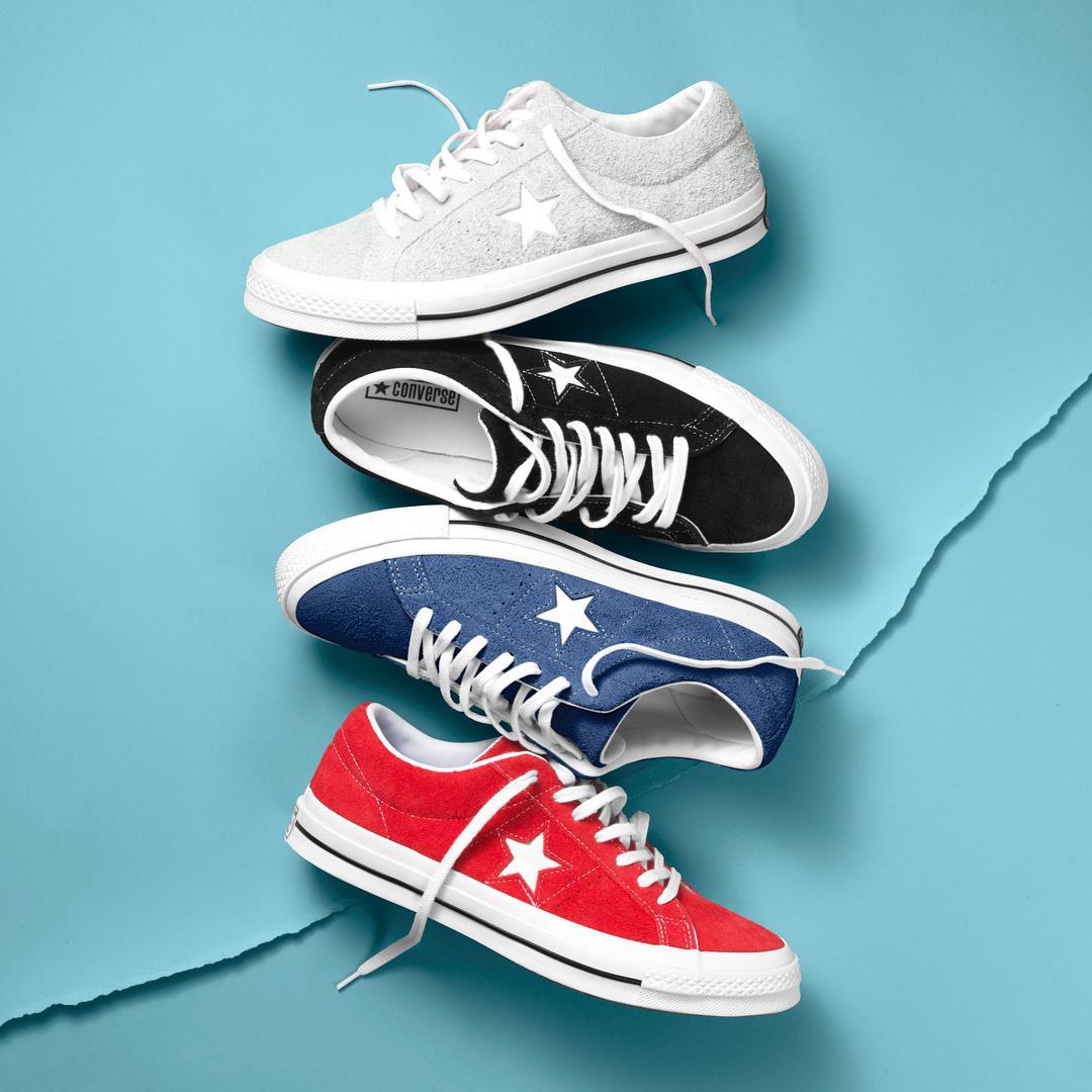 کفش کانورس Premium Suede. OG