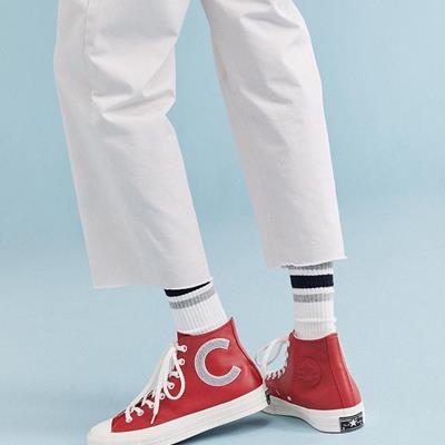 کفش کانورس #نیم_بوت #کفش_اسپر