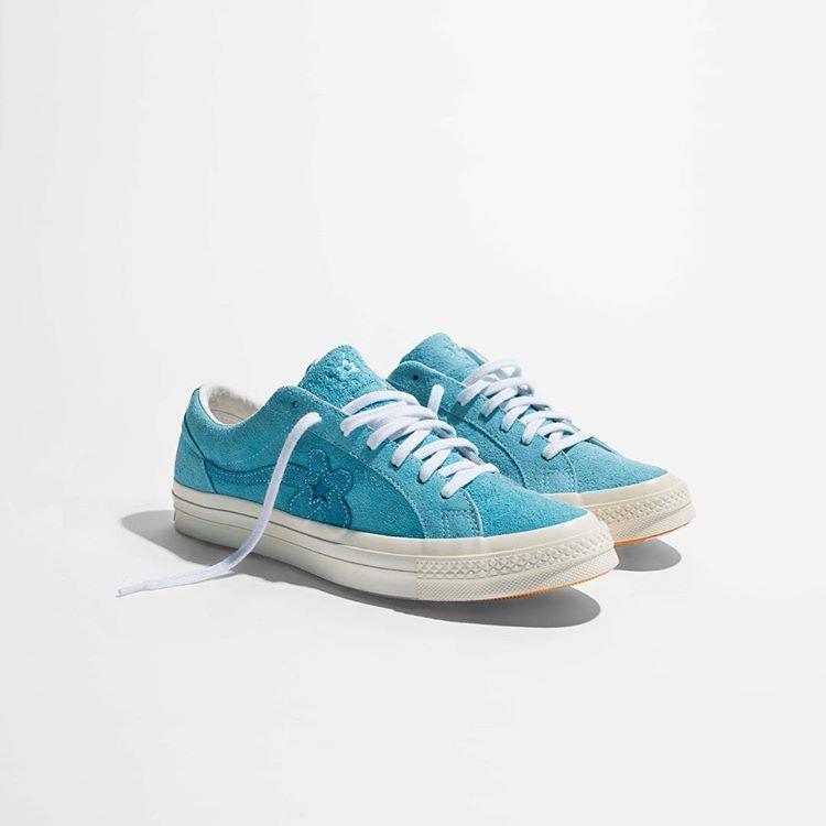 کفش کانورس The Blue @feliciat
