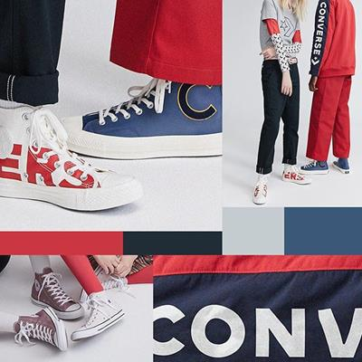 کفش کانورس Let them know. Sho
