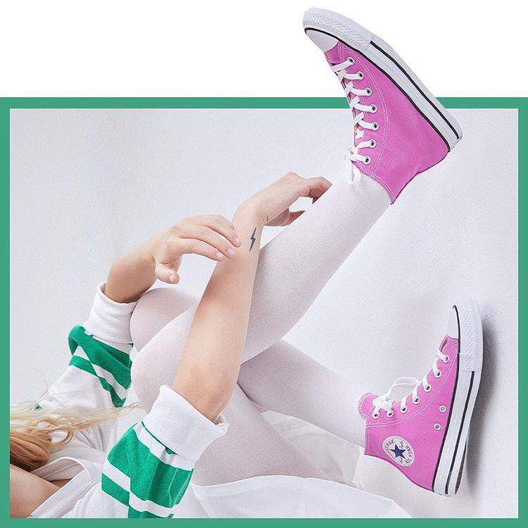 کفش کانورس New Year = a new p
